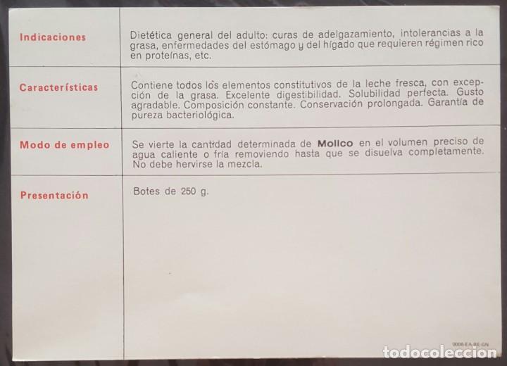 Coleccionismo: Folleto molico Nestlé - Foto 2 - 171229375