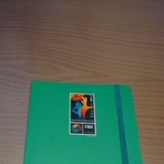Coleccionismo: LIBRETA MUNDIAL DE BASKET. Lote 171324874