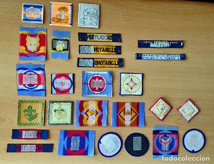Coleccionismo: INSIGNIAS SCOUTS DE ESPAÑA - ASDE (1991-2006) - SCOUT - ESCULTISMO - Foto 2 - 171357637