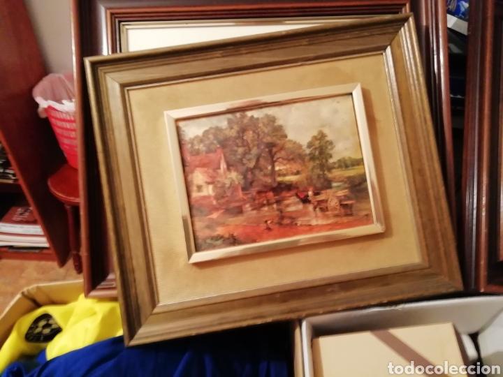 Coleccionismo: Cuadros de paisajes. Lote de 3 juntos. - Foto 4 - 171373763