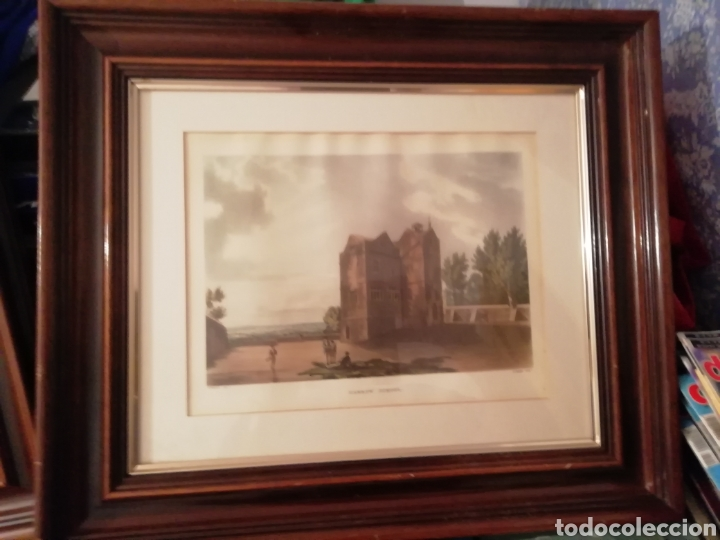 Coleccionismo: Cuadro harrow school. Descriptivo y gran Semblanza. - Foto 3 - 171373884