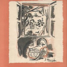 Coleccionismo: AÑO 1939 RECORTE PRENSA POESIA LA CUNA Y LA SEPULTURA POR JUAN APARICIO. Lote 171447927