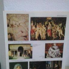 Coleccionismo: LMV - LAMINA, RENACIMIENTO, 21X26 CM. Lote 171491543