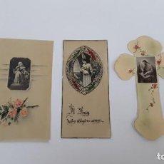 Coleccionismo: ESTAMPAS RELIGIOSAS ANTIGUAS. Lote 171628828