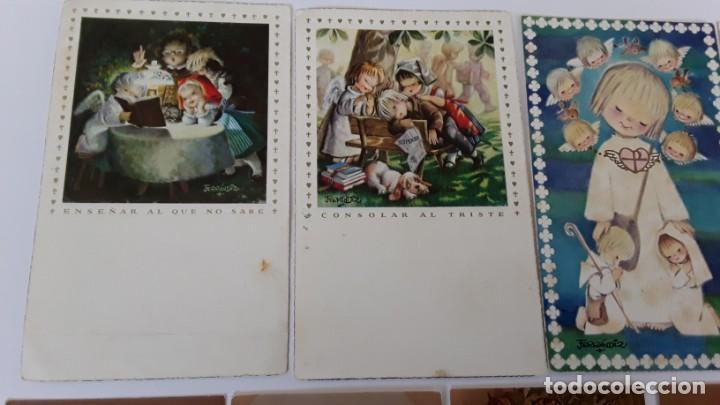 Coleccionismo: Recordatorios Primera Comunión Ferrandiz y otras - Foto 2 - 171629440