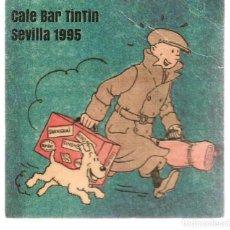 Coleccionismo: POSAVASOS. TITIN, SEVILLA 1995.(C/W). Lote 171749530