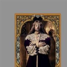 """Coleccionismo: AZULEJO 40X25 DE NUESTRO PADRE JESÚS NAZARENO """"EL POBRE"""". Lote 171822664"""