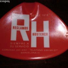 Coleccionismo: CENICERO RECLAMOS HOSTENCH BARCELONA. Lote 172097099