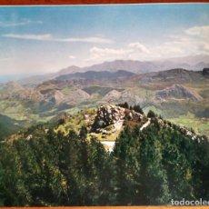 Collezionismo: ASTURIAS, MIRADOR DE EL FITO Y EL SUEVE. FOTO TRABANCO. 21X17,5 CM. Lote 173045024