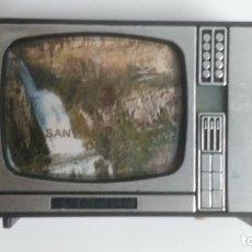 Coleccionismo: TELEVISOR VISOR CON IMAGENES DE SANT MIQUEL DEL FAY. Lote 173352275