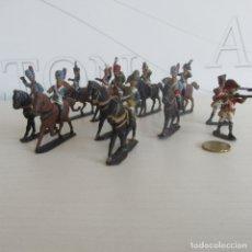 Coleccionismo: ANTIGUA COLECCION SOLDADOS DE PLOMO MUY ANTIGUOS. Lote 173580590