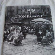 Coleccionismo: 2-ALBUM DEL GIJON PASADO 20 LAMINAS EDITADAS POR EL COMERCIO, GIJON ANTIGUO. Lote 173854023