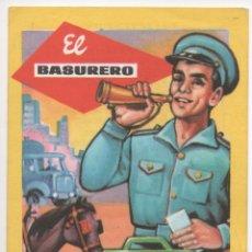Coleccionismo: FELICES PASCUAS EL BASURERO. Lote 173960967