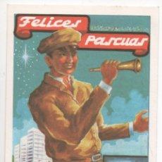 Coleccionismo: FELICES PASCUAS RECOGIDA BASURA. Lote 173961054