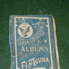 Coleccionismo: ÁLBUM PARA PUNTO DE CRUZ EL AGUILA NUM. 4.. Lote 174009753