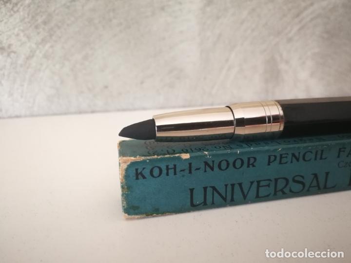Coleccionismo: ANTIGUO PORTAMINAS KOH I NOOR HARDTMUTH UNIVERSAL HOLDER 48 - Foto 2 - 174017914