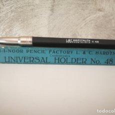 Coleccionismo: ANTIGUO PORTAMINAS KOH I NOOR HARDTMUTH UNIVERSAL HOLDER 48. Lote 174017914
