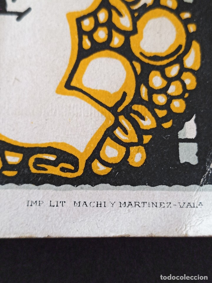 Coleccionismo: CTC - PROGRAMA FESTEJOS VALENCIA FERIA 1922 - PORTADA L. DUBON - MARAVILLOSO E IDEAL CONSERVADO - Foto 3 - 174084304