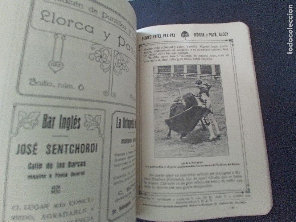 Coleccionismo: CTC - PROGRAMA FESTEJOS VALENCIA FERIA 1922 - PORTADA L. DUBON - MARAVILLOSO E IDEAL CONSERVADO - Foto 10 - 174084304