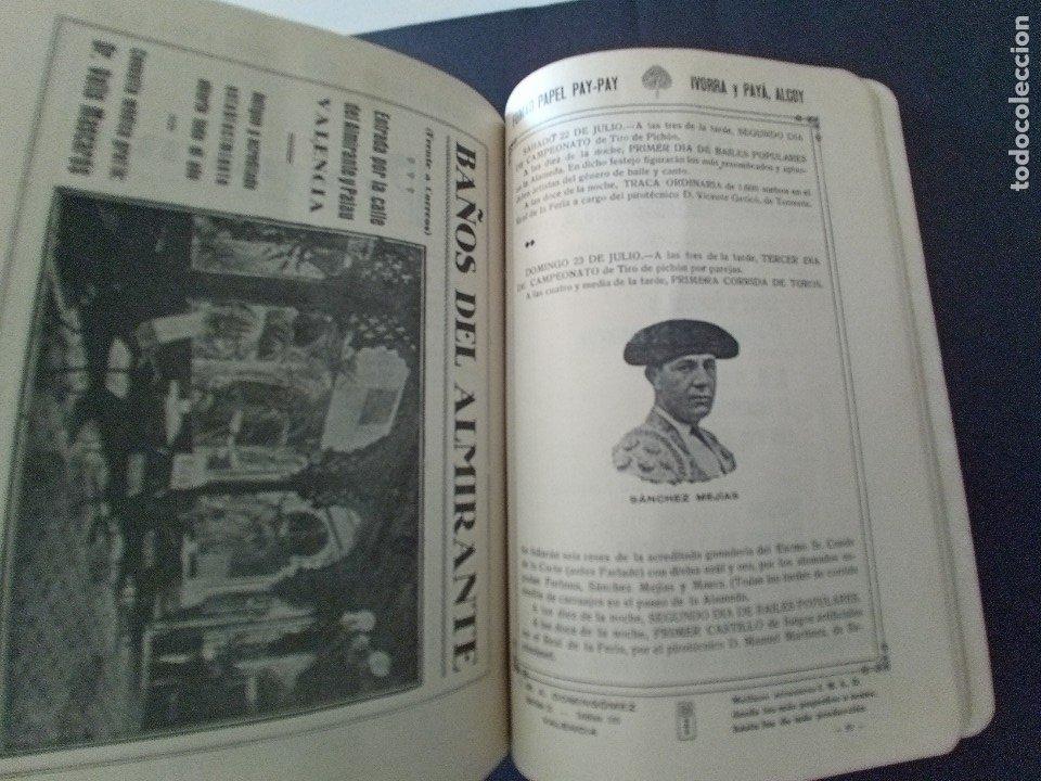Coleccionismo: CTC - PROGRAMA FESTEJOS VALENCIA FERIA 1922 - PORTADA L. DUBON - MARAVILLOSO E IDEAL CONSERVADO - Foto 14 - 174084304