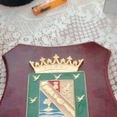 Coleccionismo: ESCUDO DEL MUNICIPIO DE GUIMAR TENERIFE. Lote 183878578