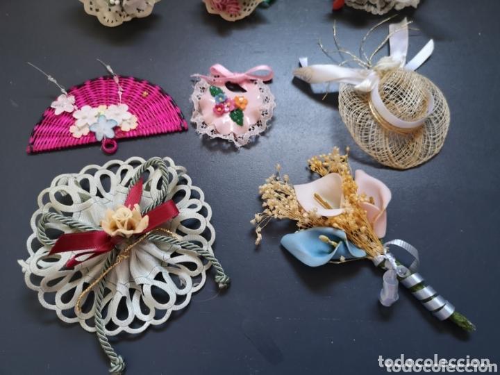 Coleccionismo: Lote miniaturas recuerdo bodas y bautizos - Foto 9 - 174143168