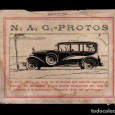 Coleccionismo: C16-8 KILOMETRADOR PUBLICITARIO DE LA FABRICA DE COCHES N.A.G. - PROTOS (NAG-PROTOS ALEMANIA 1927-19. Lote 174194923