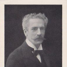 Coleccionismo: PROFESOR ALBARRAN (PARIS) - CELEBRIDADES MÉDICAS DEL MUNDO - EDIT. DESCHIENS - (10,6X15,5). Lote 174499885