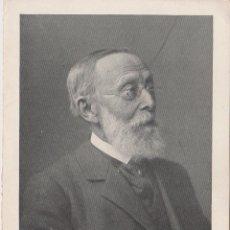 Coleccionismo: PROFESOR R. VIRCHOW (BERLIN) - CELEBRIDADES MÉDICAS DEL MUNDO - EDIT. DESCHIENS - (10,6X15,5). Lote 174500182