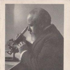 Coleccionismo: PROFESOR PAUL GERSON UNNA (HAMBURGO - CELEBRIDADES MÉDICAS DEL MUNDO - EDIT. DESCHIENS - (10,6X15,5). Lote 174500204