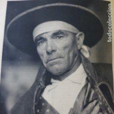 Coleccionismo: MURCIA TIPOS MURCIANOS HUERTANO ANTIGUA LAMINA HUECOGRABADO AÑOS 30. Lote 174974983