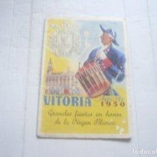 Coleccionismo: VITORIA-GRANDES FIESTAS. Lote 175007209
