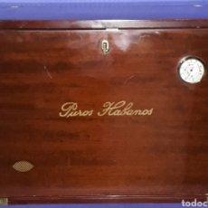 Coleccionismo: HUMIFICADORA PUROS HABANOS. Lote 175110880
