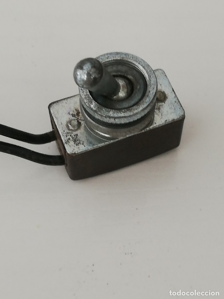 Coleccionismo: interruptoresssd coches antiguos. - Foto 2 - 175202018