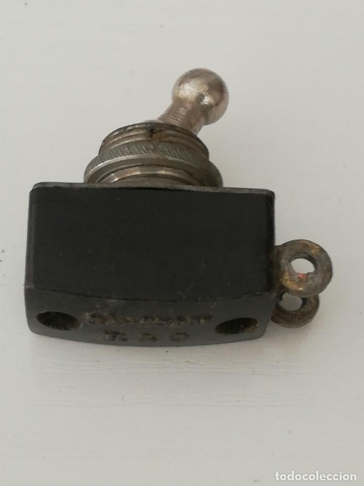 Coleccionismo: interruptoresssd coches antiguos. - Foto 4 - 175202018