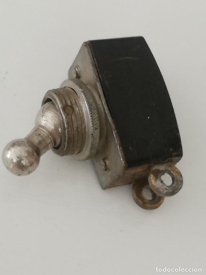 Coleccionismo: interruptoresssd coches antiguos. - Foto 5 - 175202018