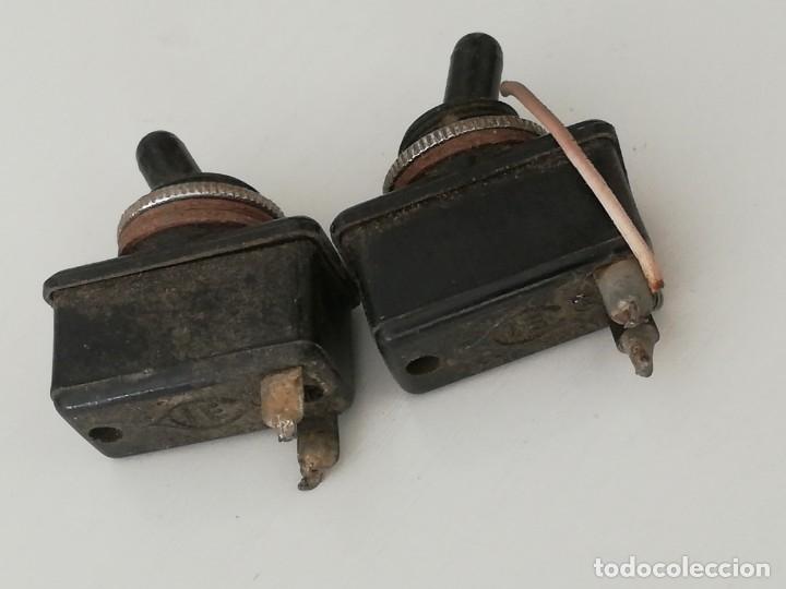 Coleccionismo: interruptoresssd coches antiguos. - Foto 7 - 175202018