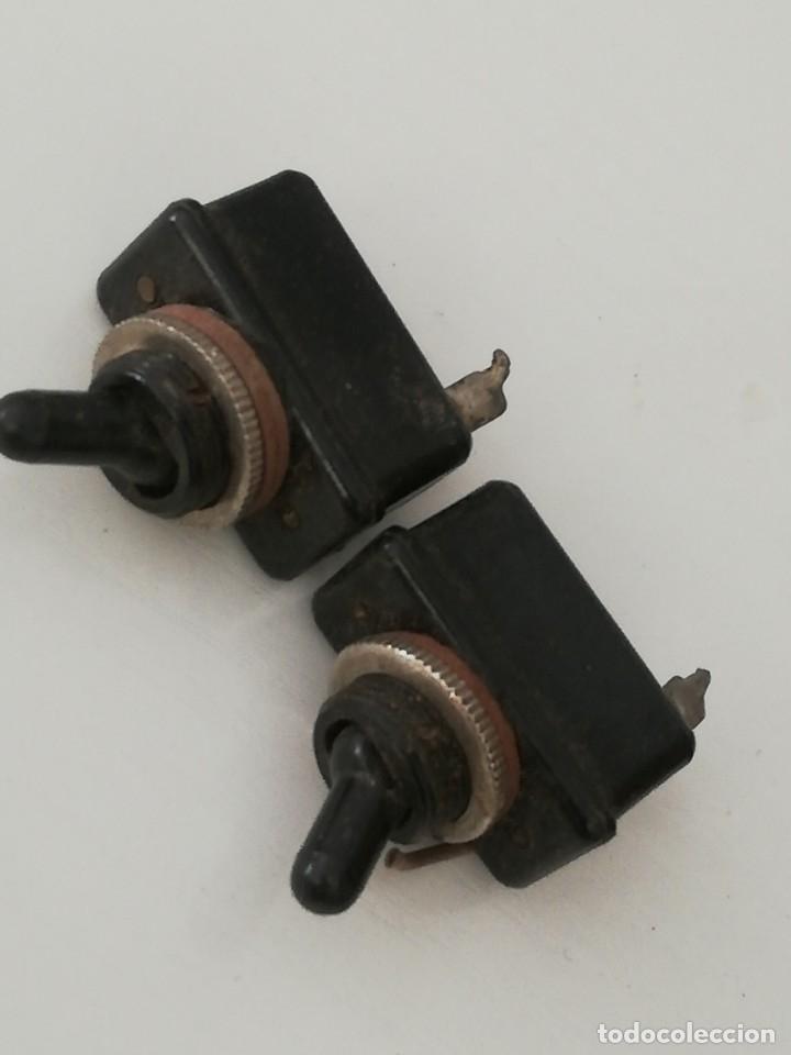 Coleccionismo: interruptoresssd coches antiguos. - Foto 9 - 175202018