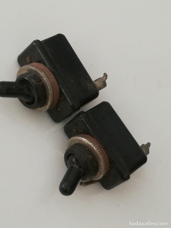 Coleccionismo: interruptoresssd coches antiguos. - Foto 11 - 175202018