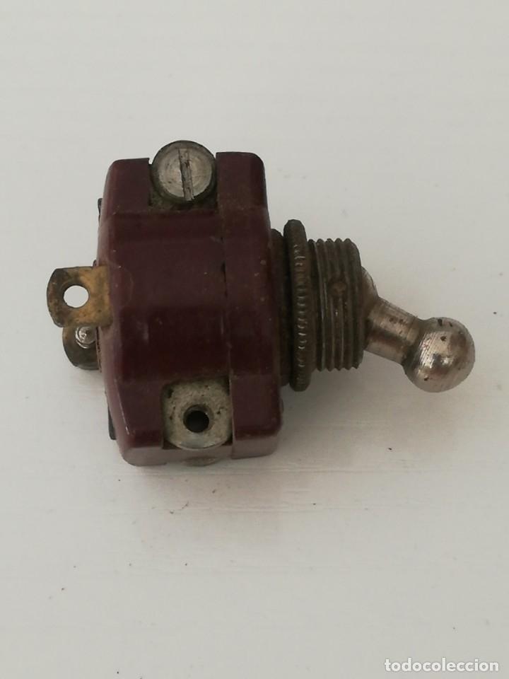 Coleccionismo: interruptoresssd coches antiguos. - Foto 19 - 175202018