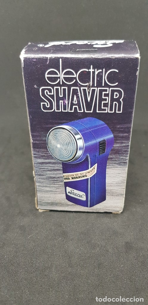 Coleccionismo: ELECTRIC SHAVER - Foto 5 - 175291292