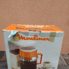 Coleccionismo: CAFETERA ELÉCTRICA MOULINEX 5009. Lote 176006810