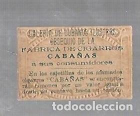 Coleccionismo: ANTIGUO CROMO. CIGARROS CABAÑAS. CUBANOS ILUSTRES. PATRIOTA. JOSE LACRET - Foto 2 - 176319560
