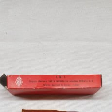 Coleccionismo: PINCHA PUROS CON FORMA DE BALA SANTA BÁRBARA. Lote 176446797