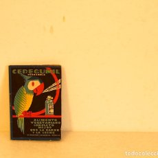 Coleccionismo: CEREGUMIL - PAPEL ORIENTAL - PERFUMADOR Y PURIFICADOR - AÑOS 70 - ENTERO - NO USADO. Lote 176482027