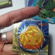 Coleccionismo: IMAN DRAGON BALL Z, DRAGON BALL, NUMERO 137. Lote 176523635