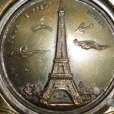 Coleccionismo: RECUERDO DE PARIS, NOTREDAME, VERSALLES, ARCO DEL TRIUNFO, MADELENE, 17 CM DE DIÁMETRO. Lote 177180230