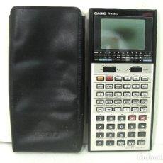 Coleccionismo: CASIO FX-8500G - CALCULADORA GRAFICA JAPAN 1987 ¡¡FUNCIONANDO¡¡ CONEXION PC FX8500G CIENTIFICA. Lote 177419843