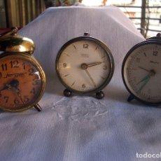 Coleccionismo: LOTE 1 DE RELOJES VINTAGE. Lote 177599144