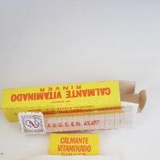 Colecionismo: CALMANTE VITAMINADO RINVER. Lote 177716863